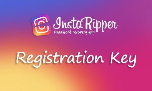 InstaRipper Registration Key | Conexio Hacking Services